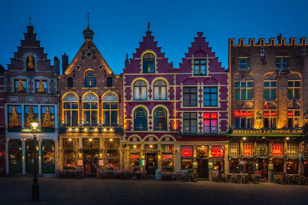 grand-place Bruges