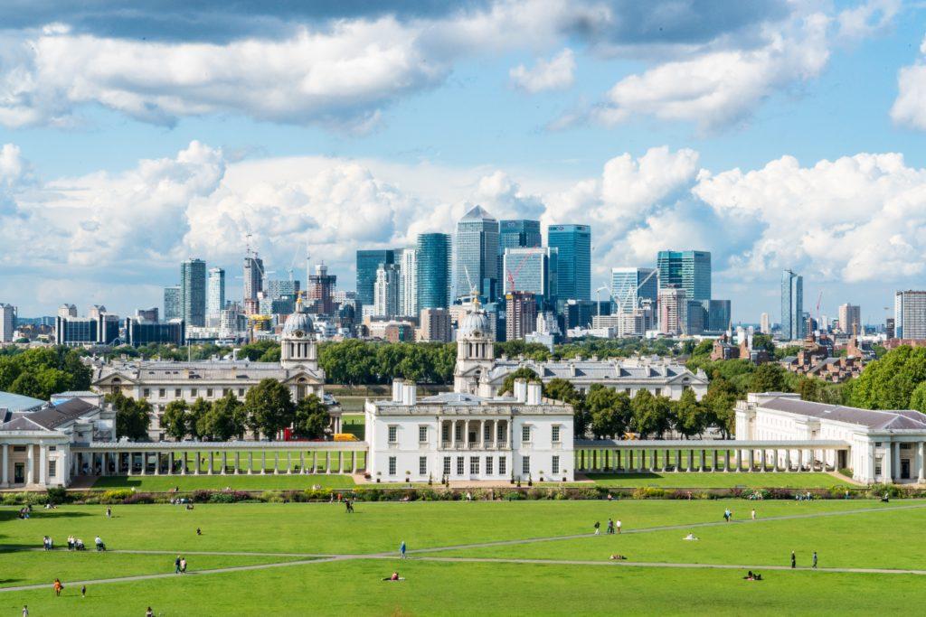 park de Greenwich a Londres