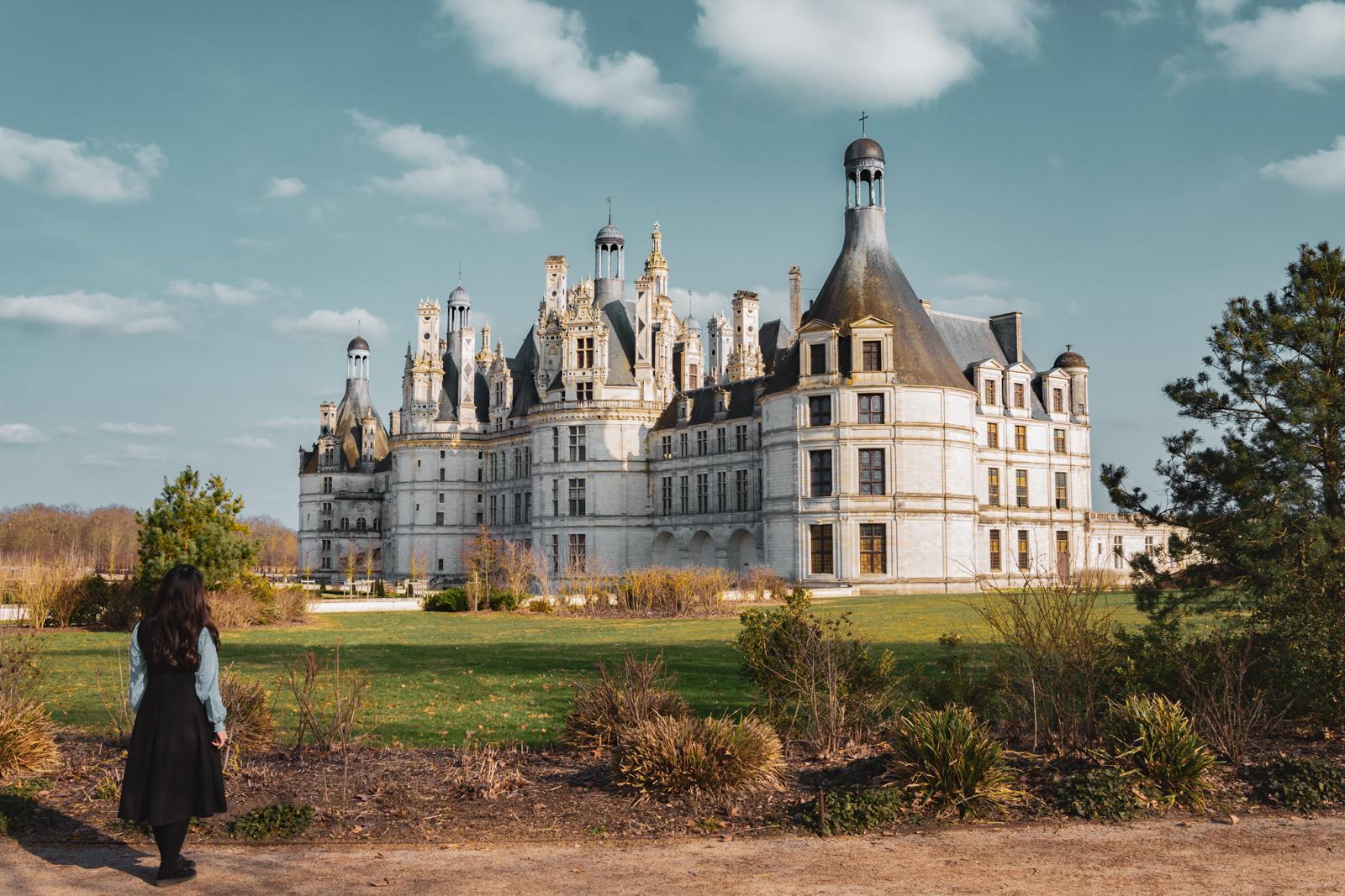 Chateau de chambord pour vos vacances en Centre-Val de Loire