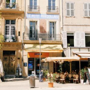 Rue d'Aix-en-Provence, Provence
