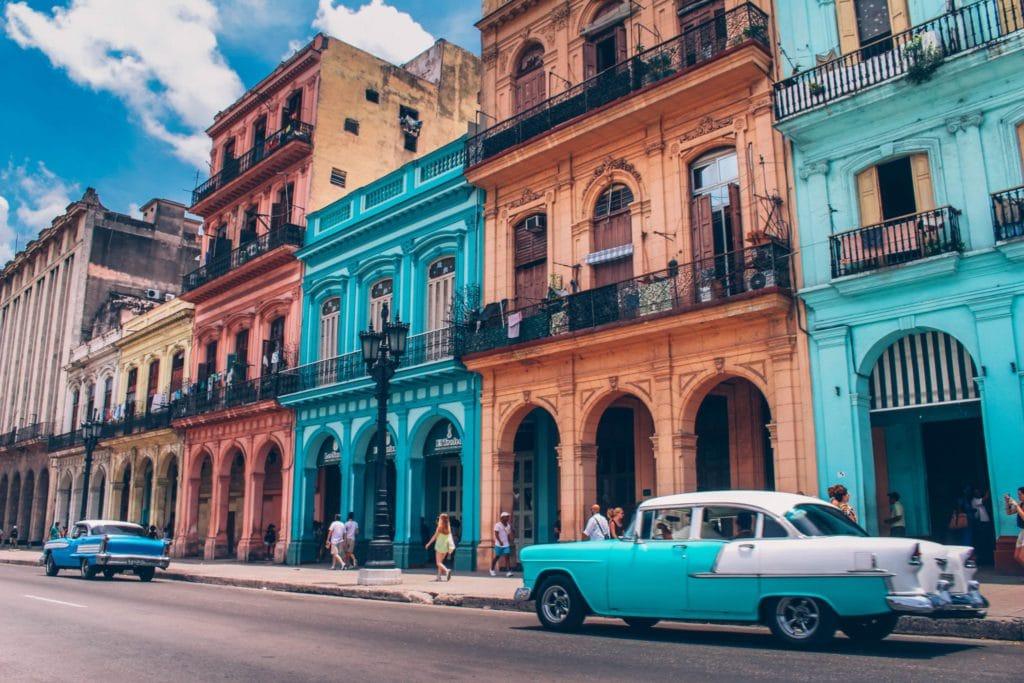 voiture à La Havane, Cuba
