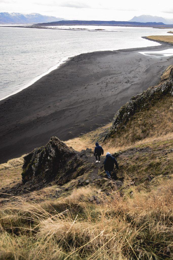 Hvitserkur islande