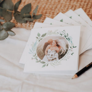 lot de cartes invitation mariage Fizzer