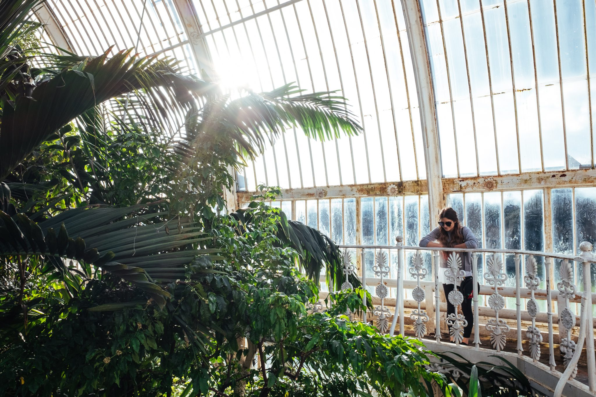 Visites printemps a Londres Kew Gardens Elan Café PEggy Porschen