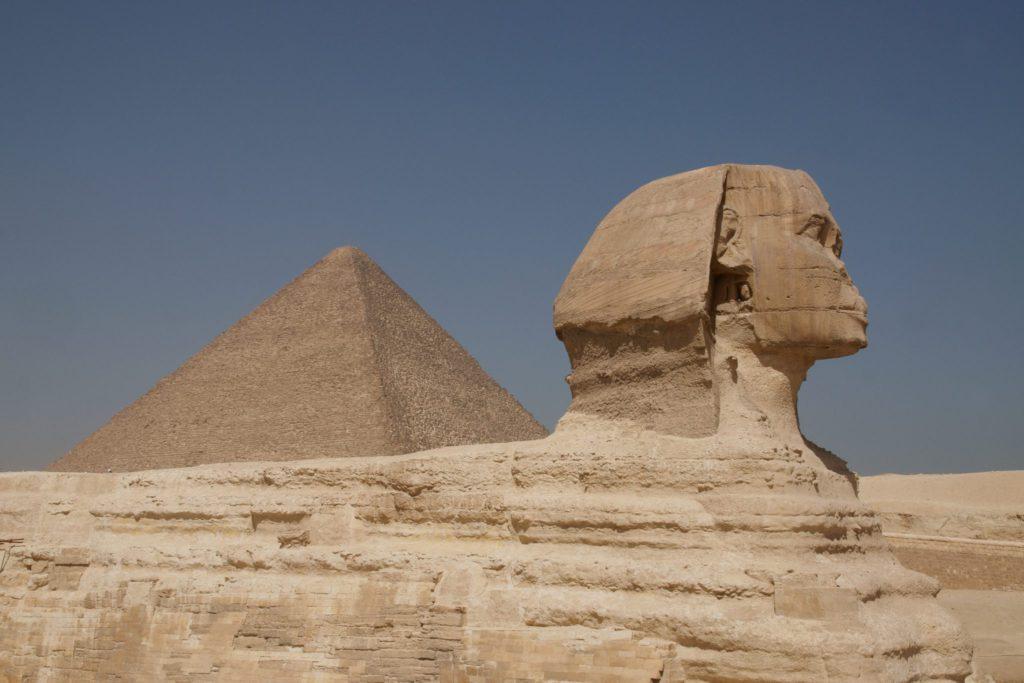 Pyramide de Kheops 7 merveilles du monde antique