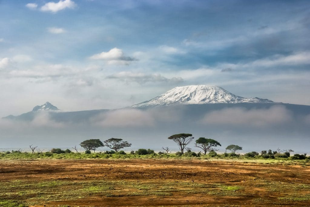 Ascension de la montagne Kilimanjaro au Kenya