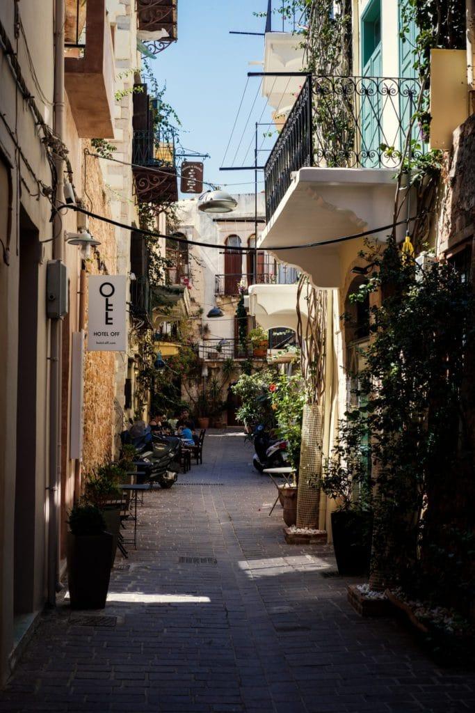 Rue de la capitale