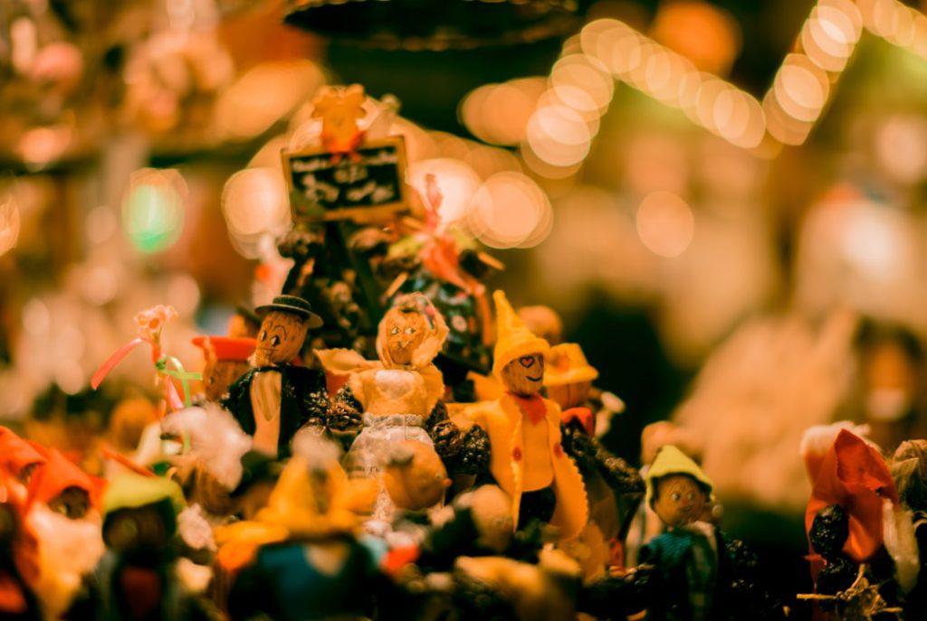 Lutins de Noel au Canada