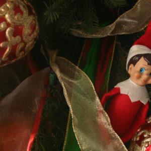 Lutin de Noel sans le sapin