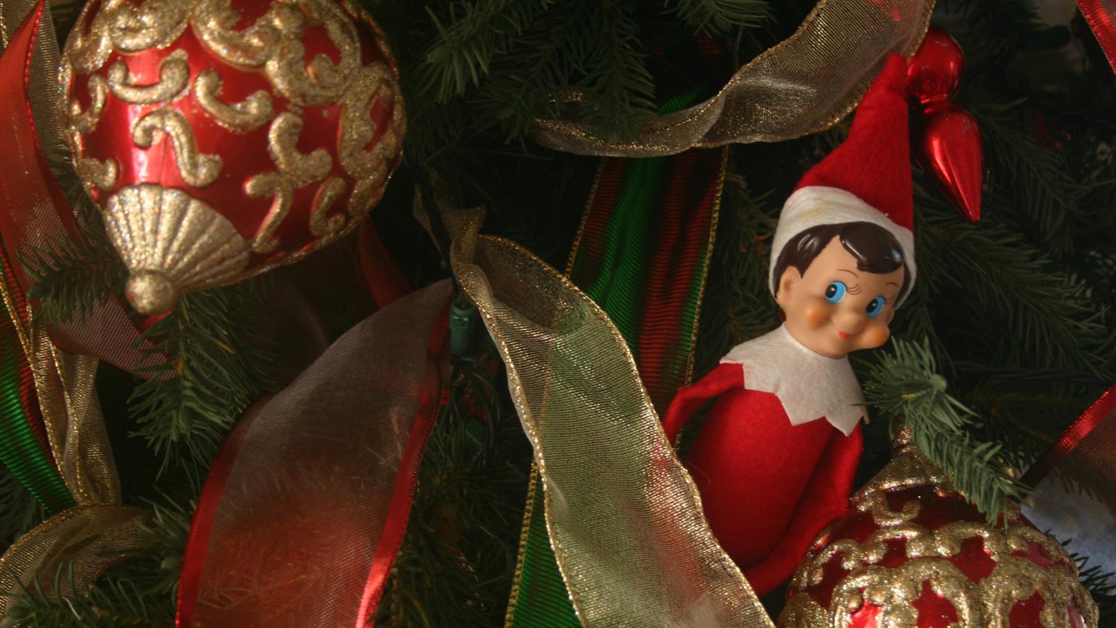 La fabuleuse histoire des lutins de Noël