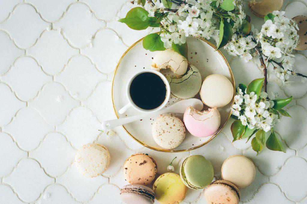 Macarons parisiens