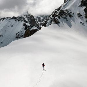 Randonnee sur le Mont-Blanc