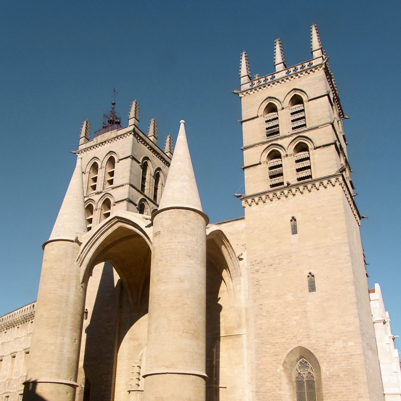 eglise saint pierre montpellier
