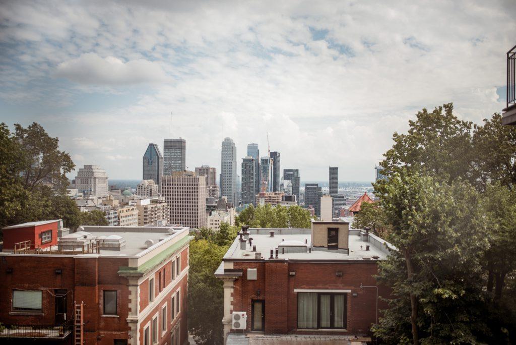 Ville de Montreal Canada
