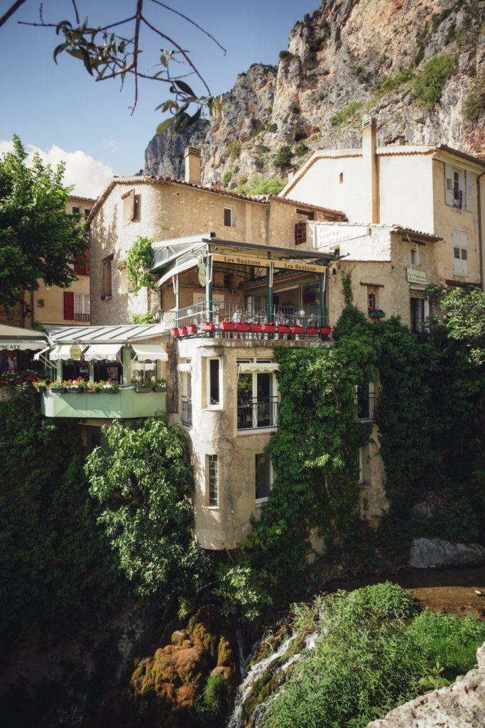 Maison dans le village Moustiers-Sainte-Marie France