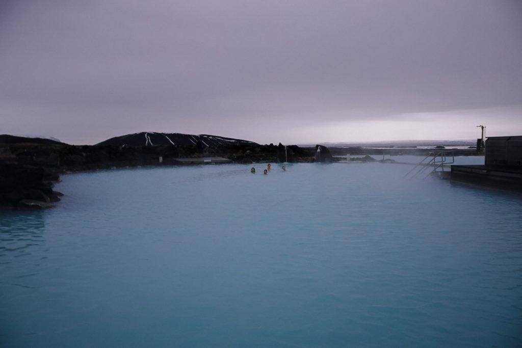 Sources chaudes de Mývatn Islande Nord