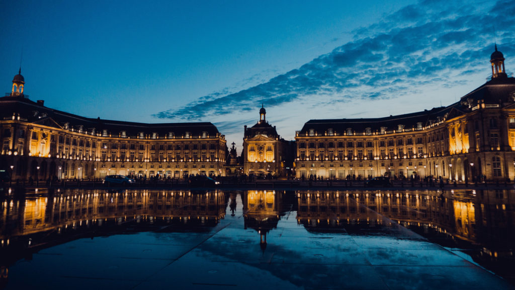 Nouvel An a Bordeaux