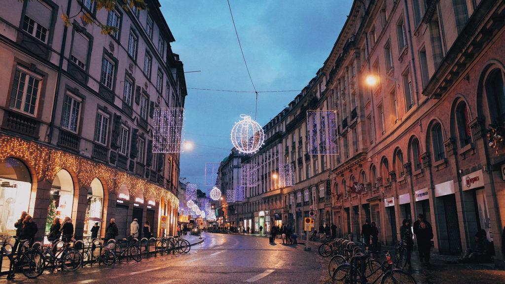 Nouvel An a Strasbourg