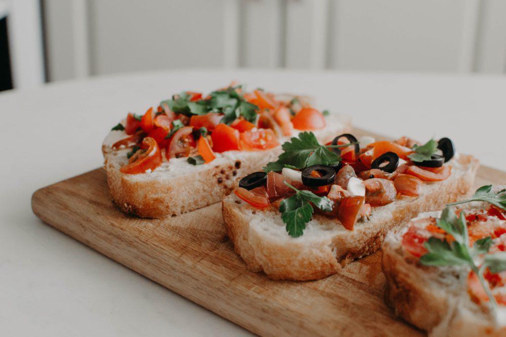 recette apero facile pan con tomate