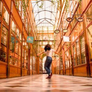 Lieux insolites a visiter a Paris galerie vivienne