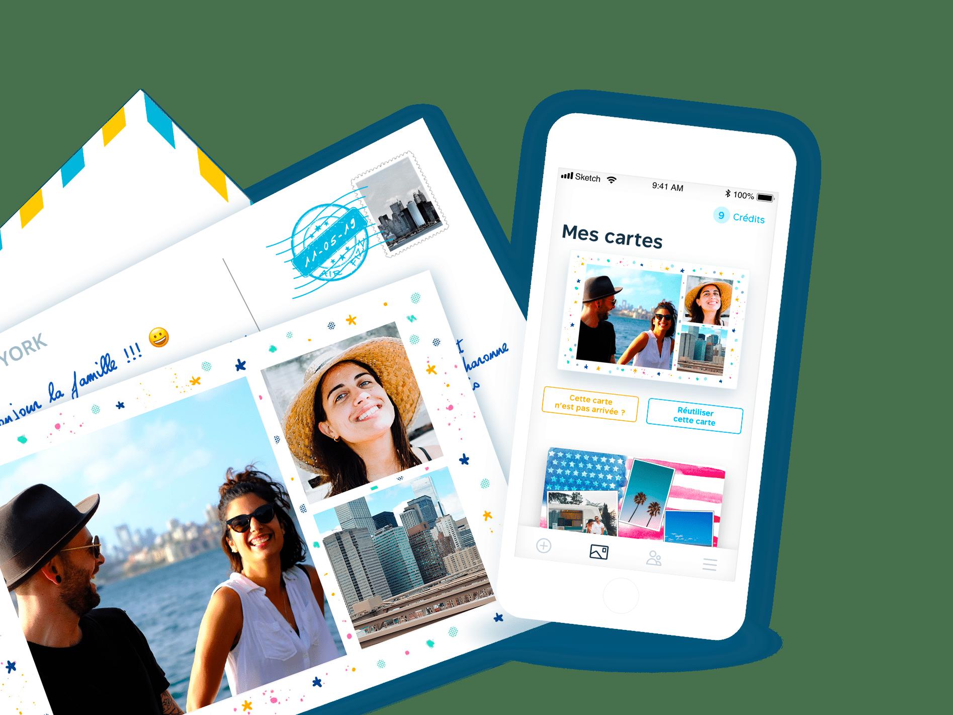 Applications mobile Fizzer sur android et ios