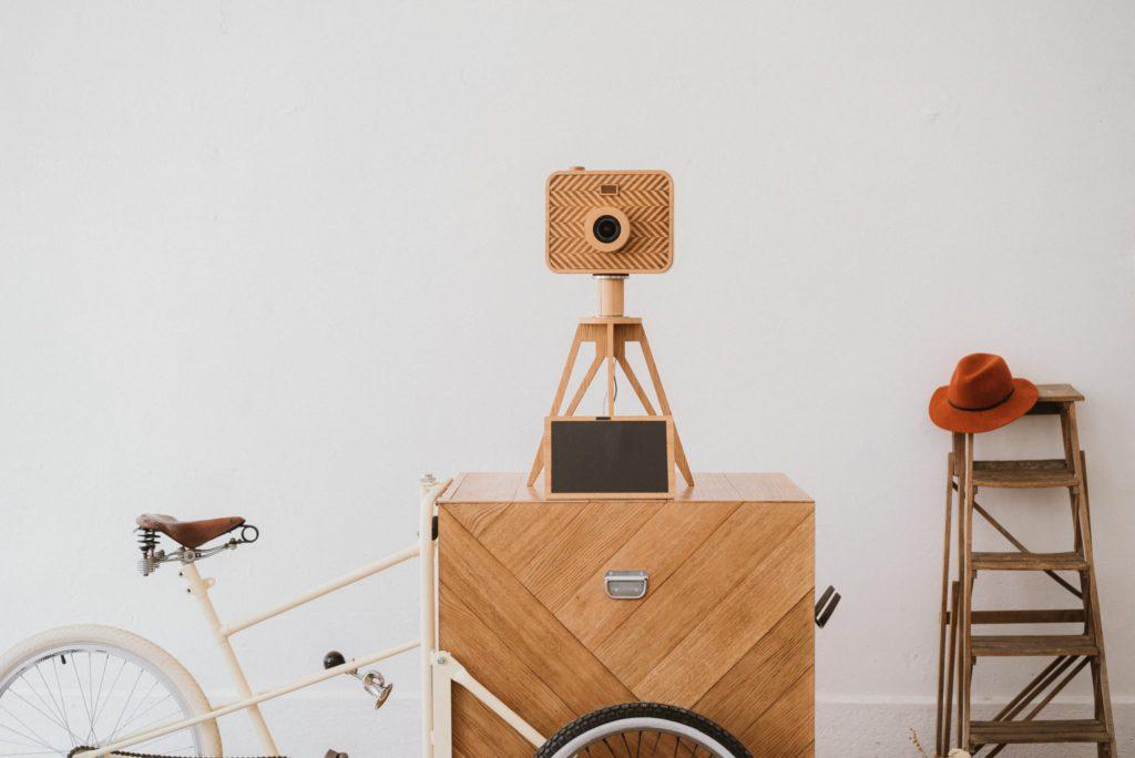 Photobooth activité pour baby shower