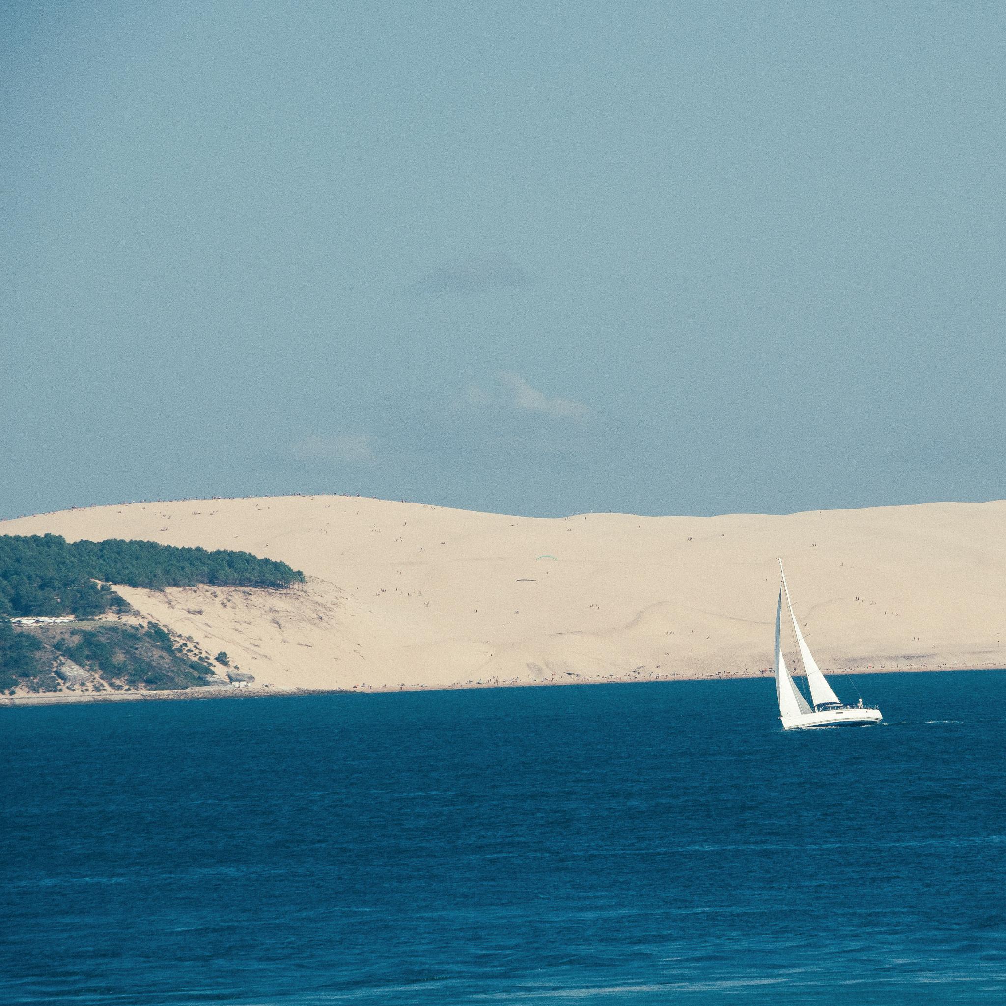 dune du pilat bateau nouvelle aquitaine