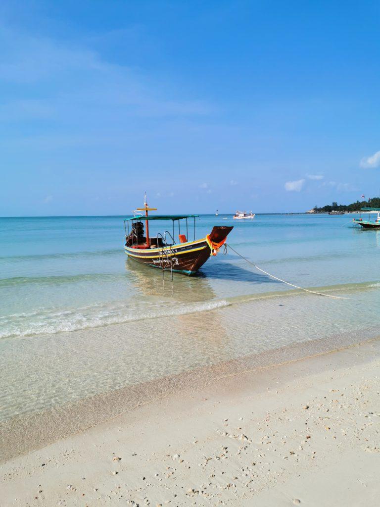 plage de reve eau turquoise en thaïlande