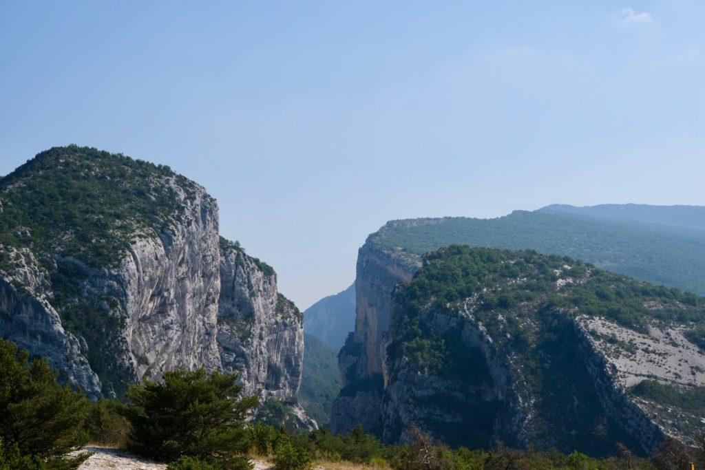 Point Sublime panorama sur Gorges du Verdon