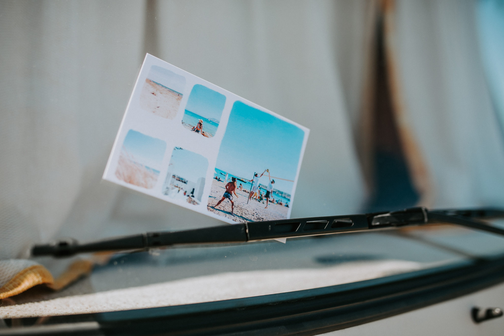 carte postale perpignan occitanie