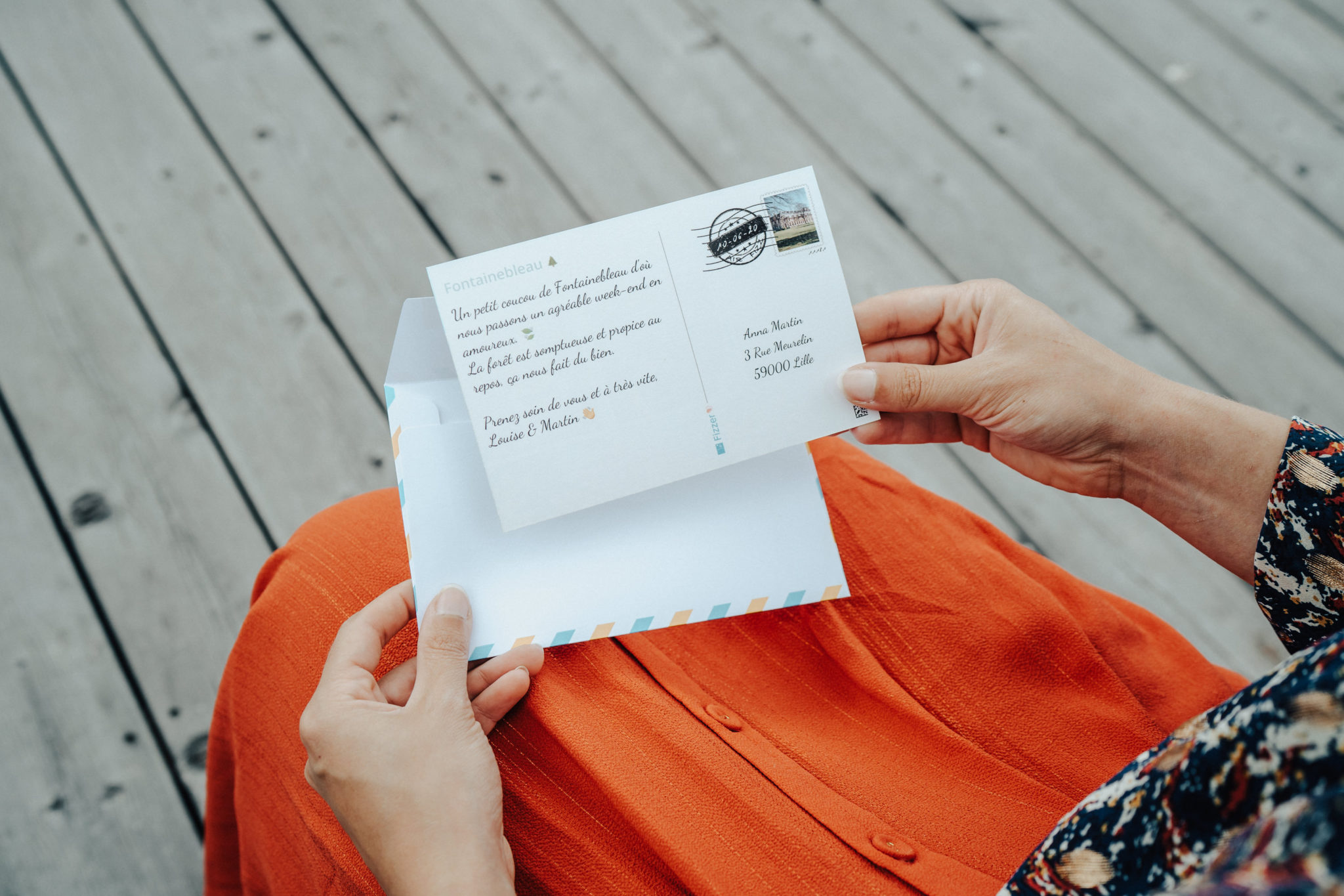toulouse carte postale