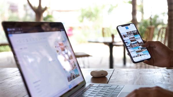 Digital nomad a Bali