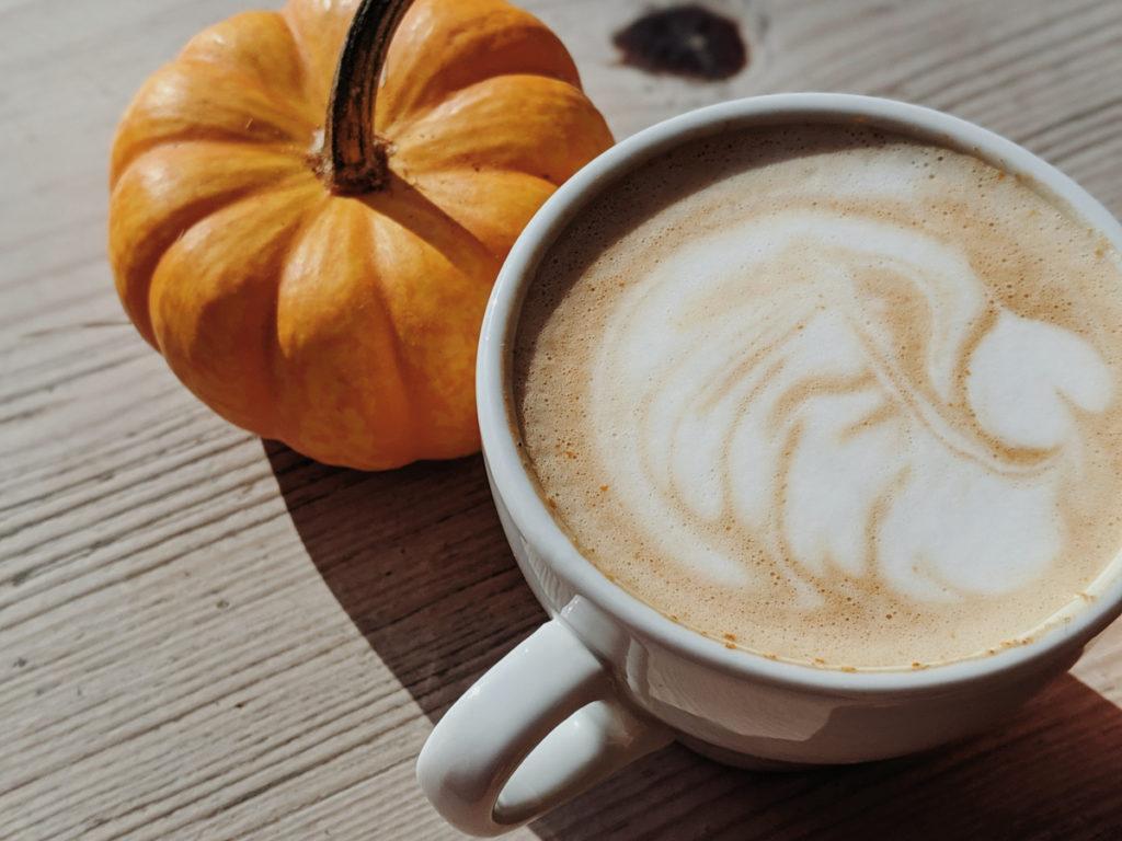 Recette Pumkin Spice Latte
