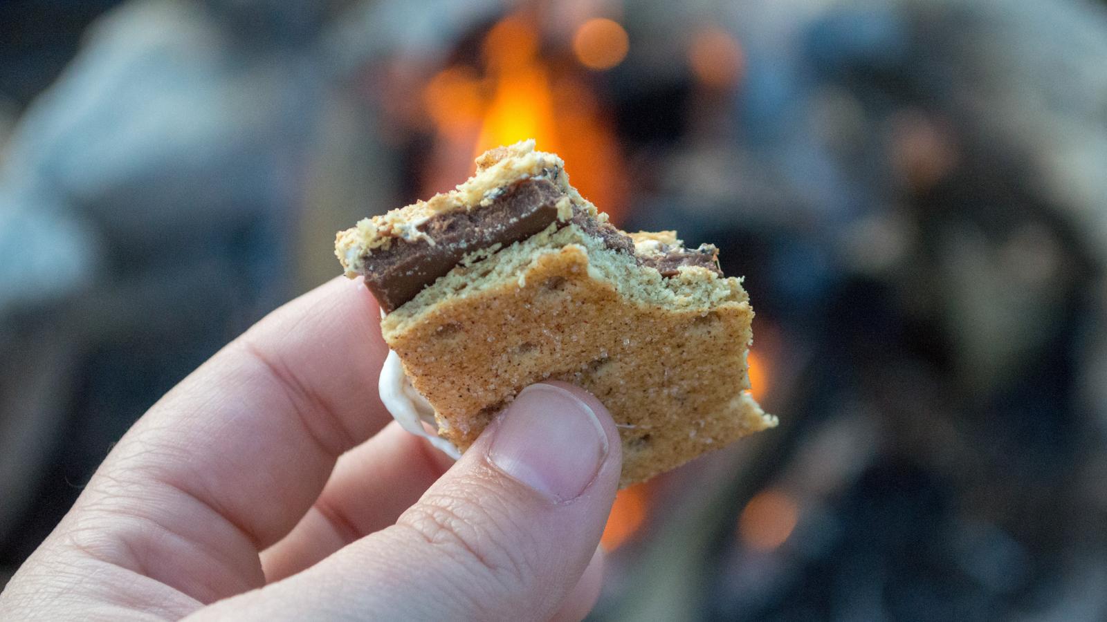 S'mores delicieuse recette de feu de camp