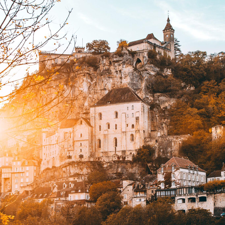 Rocamadour occitanie
