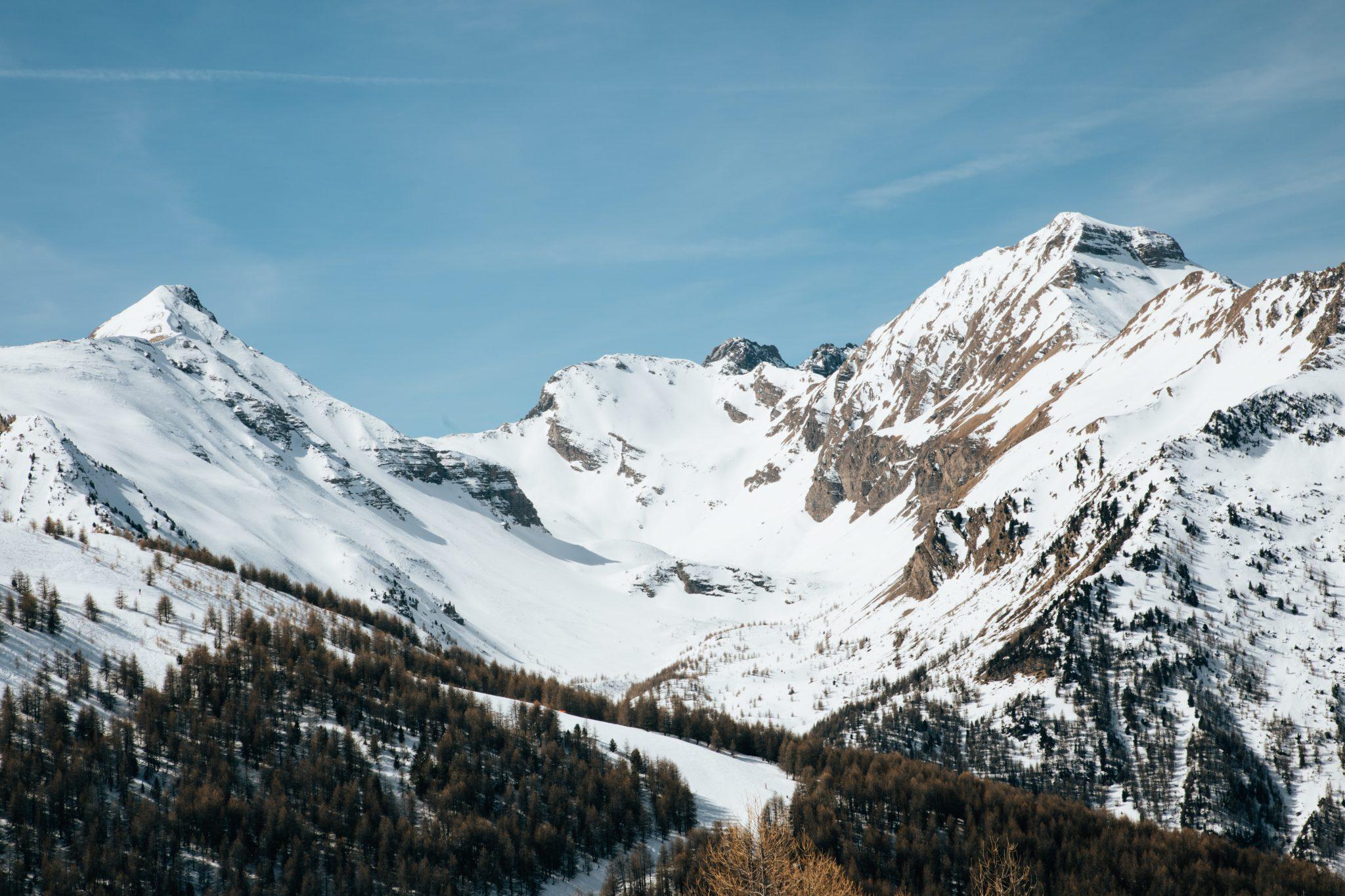 Station de ski Les Orres Alpes du Sud
