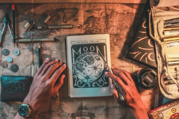 Livre de sorcellerie pour sorcieres du Berry
