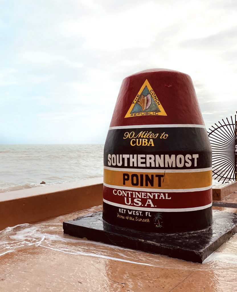 Southernmost Point a Miami