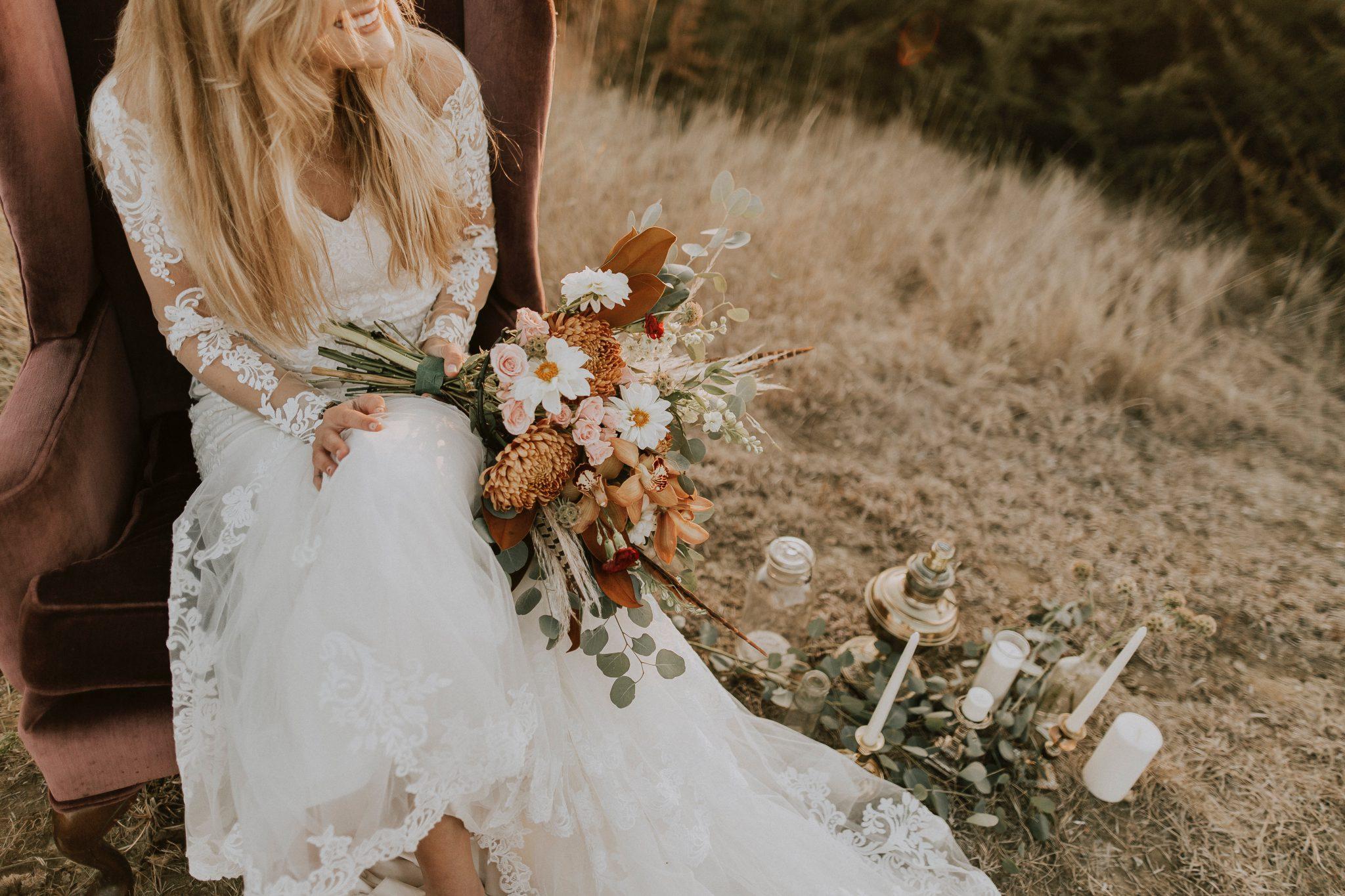 Carte pour envoyer ses remerciements de mariage