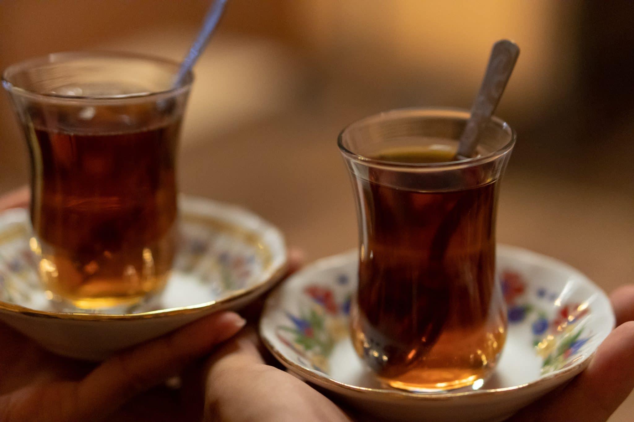 Thé noir de Turquie