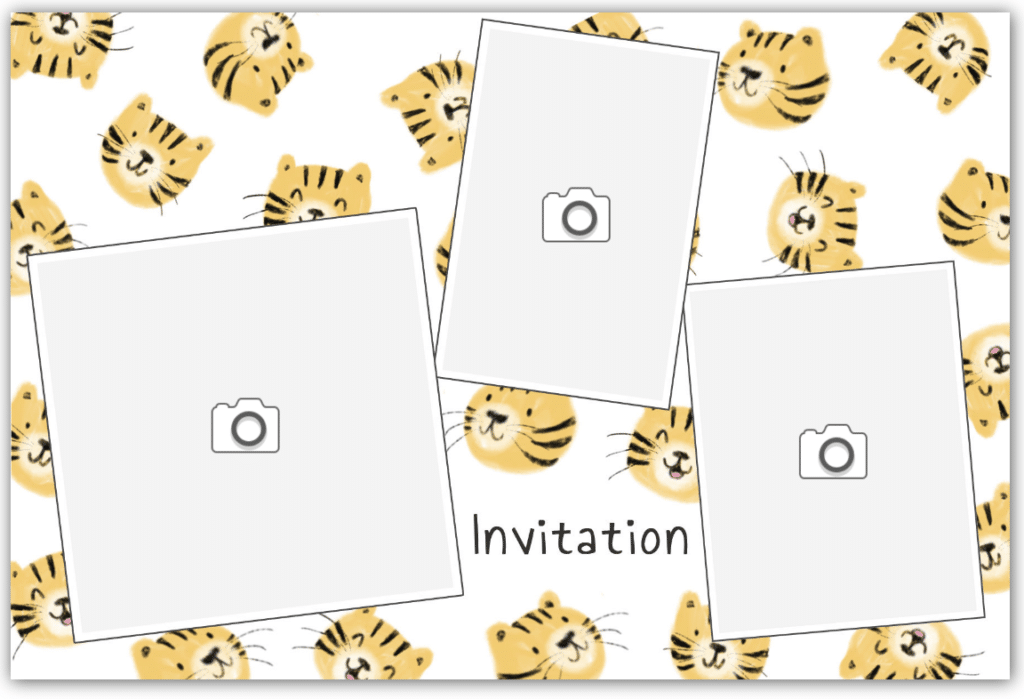 Tigres à protéger pour la journée mondiale des animaux