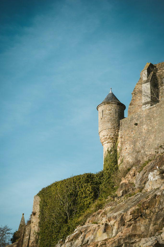 Tour du Mont-Saint-Michel