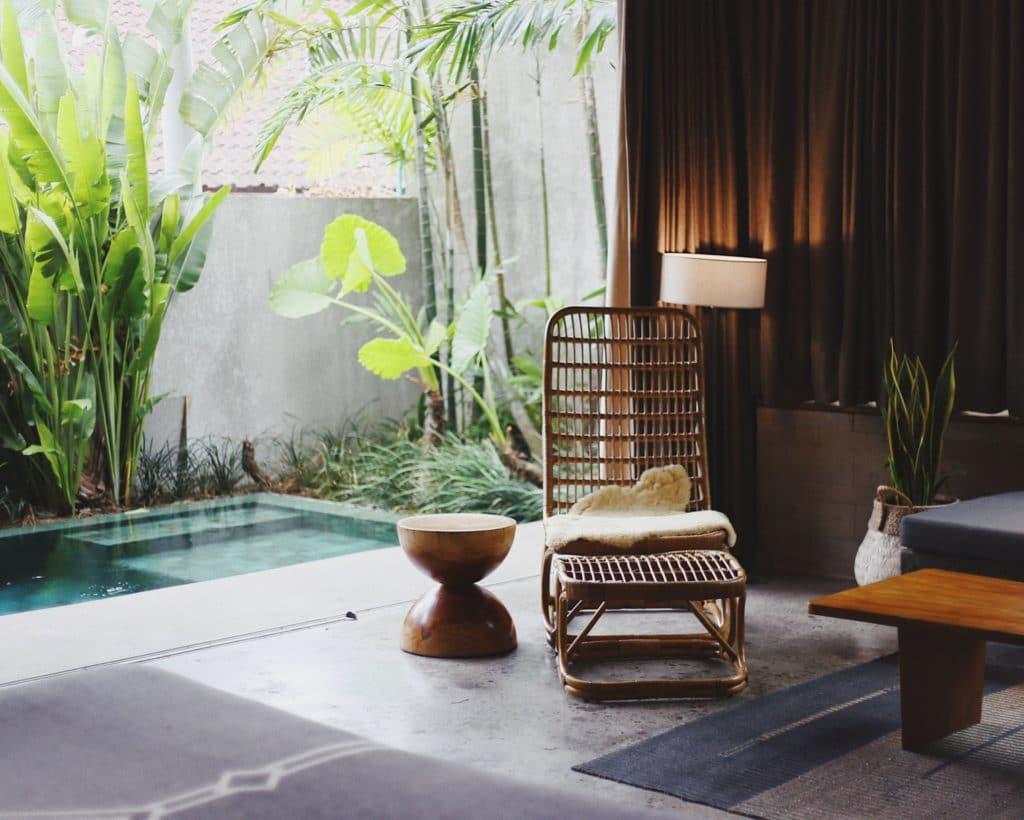 Hôtel pour un voyage de noces à Bali