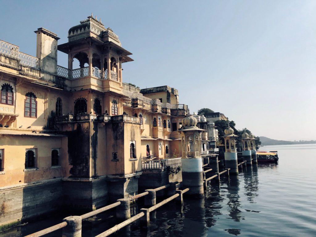 Ville Udaipur Inde