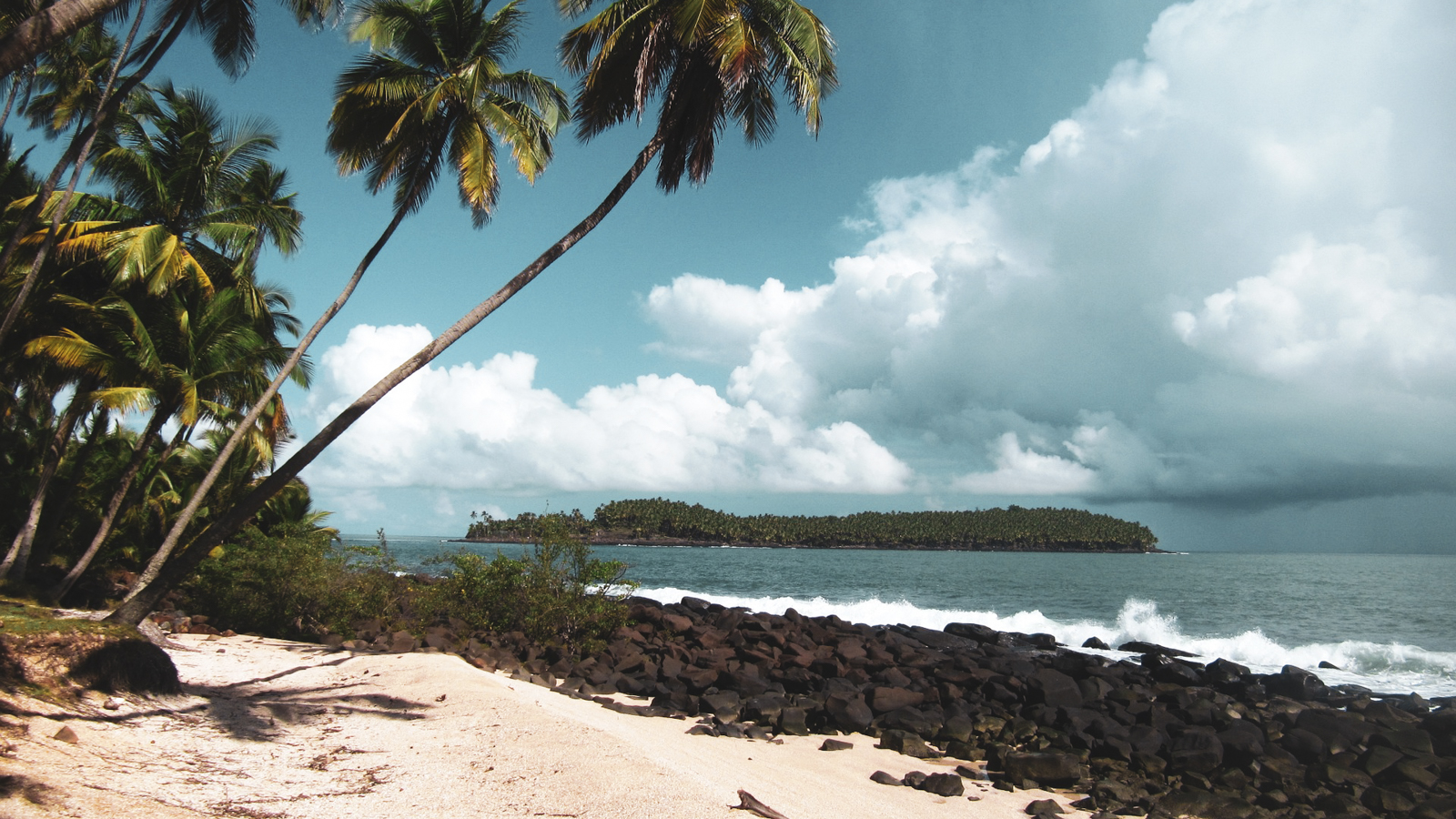 Iles de Salut vacances en Guyane