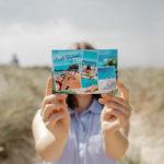 carte postale vacances ete nice