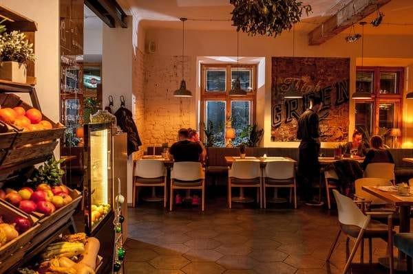 Veganic, restaurant végétalien à Cracovie en Pologne