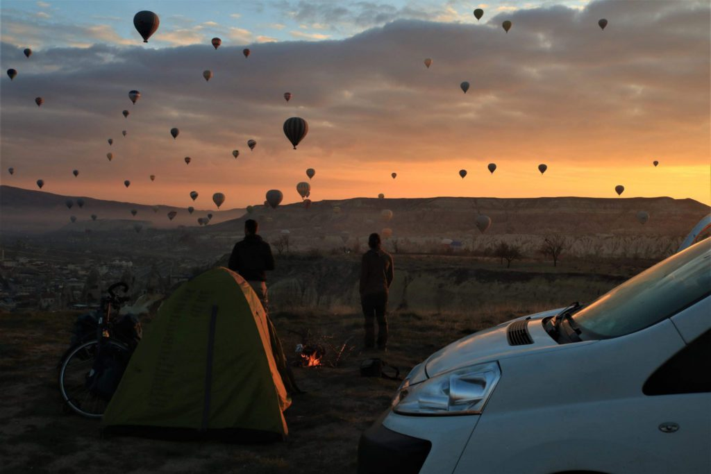 montgolfieres cappadoce