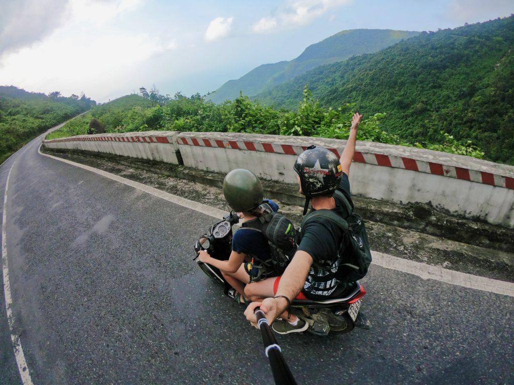 Road trip en scooter au Vietnam