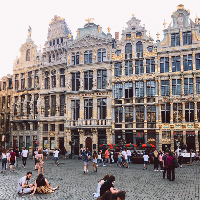 visit grand place brussels